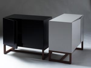 simon ancher design tasmania clipped wing cabinet