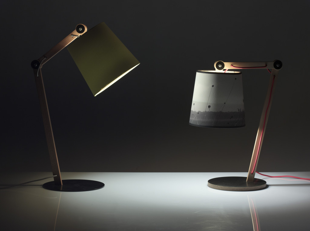 touching space stuart williams georgette lamp