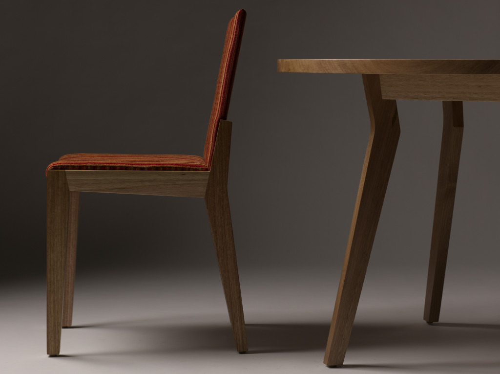 Tall timbers furniture kink chair by Rye Dunmsuir
